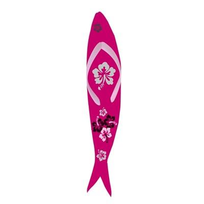 Hibiscus slipper