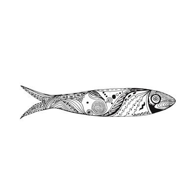 A identidade da sardinha