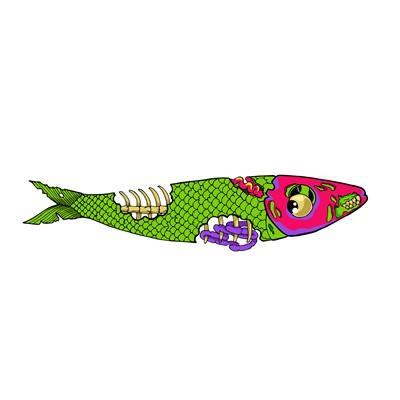 Sardine Zombie