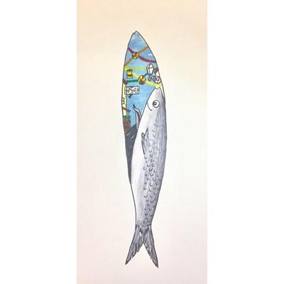 Selfie sardinha