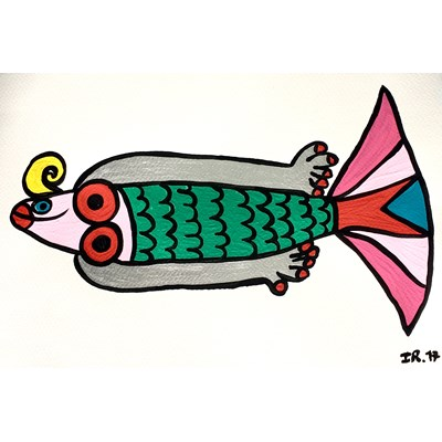 sardinha-mulher