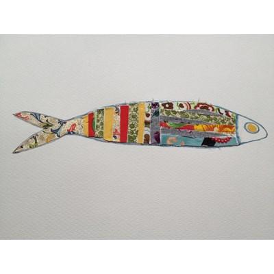 uma sardinha no mundo