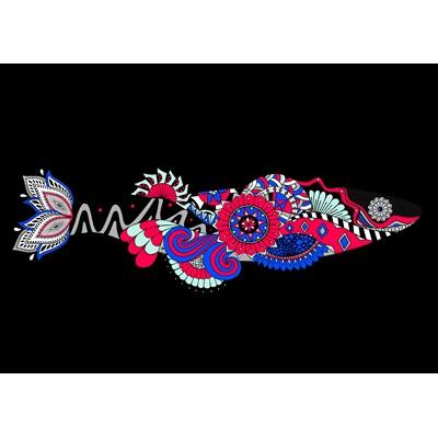Mandala Sardine