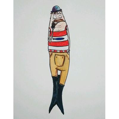 Pescador Marinheiro