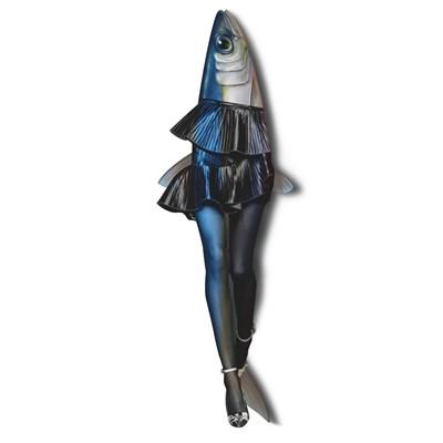The model sardine