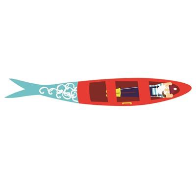 barco sem remos