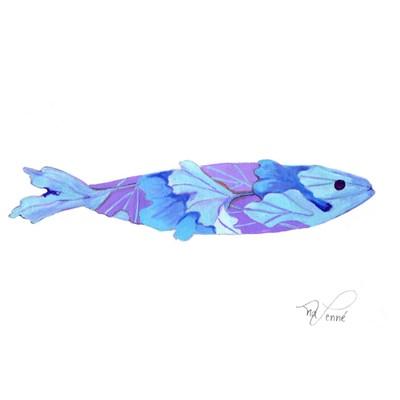 Floral sardine